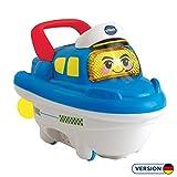 Vtech 80-187274 Tut Tut Baby Badewelt Wasserschutzpolizei Badespielzeug, Mehrfarbig