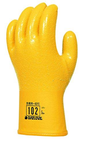 ダイヤゴム ダイローブ手袋 #102 Lサイズ(1双袋入)