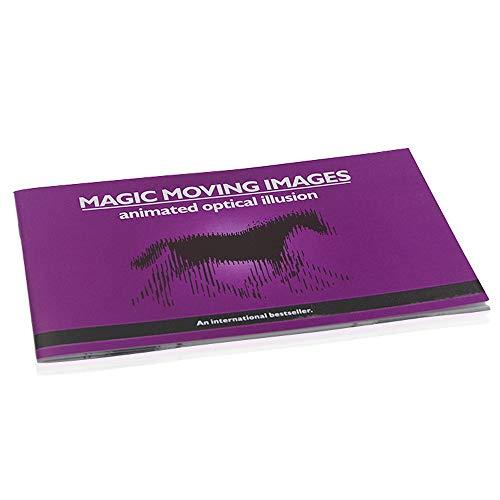 Voberry New Animationsfilm magisches Buch - Dicke Schicht Flipbook, Film Papier Buch 3D Magic Book
