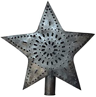Best galvanized tree topper Reviews