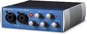 Interfaccia audio e MIDI alimentata via USB 2.0, dotata di uscita cuffia con controllo di volume separato 2 Ingressi combo mic/instrument con controllo del guadagno individuale, con range microfonico Alimentazione Phantom standard 48V per microfoni a...