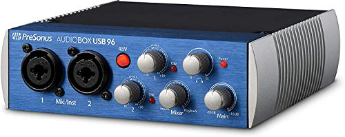 PreSonus AudioBox...