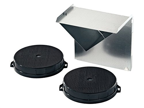 Siemens LC64WA521 Hotte aspirante 60 cm Puissance de ventilation de 400 m³/h pour un air frais lors de la cuisson Avec accessoires Siemens LZ52750/fil