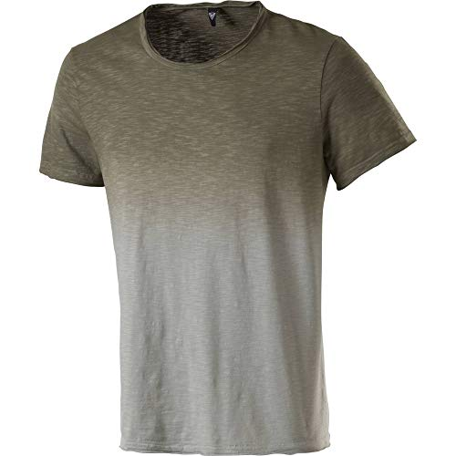 Firefly T- Shirt Edin Homme, Grün, FR : S (Taille Fabricant : S)