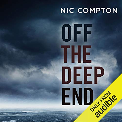 Off the Deep End audiobook cover art