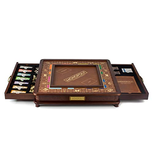 Winning Solutions Monopoly Luxury Edition Board Game Delaware