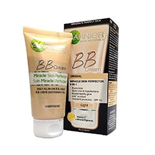 Garnier BB Cream 5 in 1 Miracle Skin Perfector 50ml - Idratante quotidiano - Light
