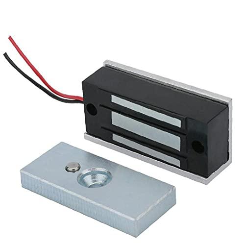 Yililay Electric Block Magnetic Lock 60kg 130lbs 12v Fair Safe NC NCE Node Acceso DE Acceso Sistema DE Control