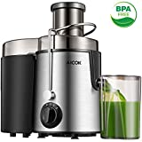 Juice Extractors Review and Comparison