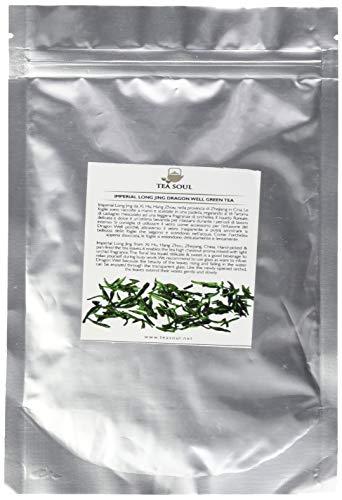 TEASOUL Grüner Tee Imperial Long Jing, 1er Pack (1 x 50 g)