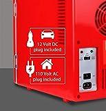 Coca-Cola-KWC4-Mini-Kühlschrank - 10