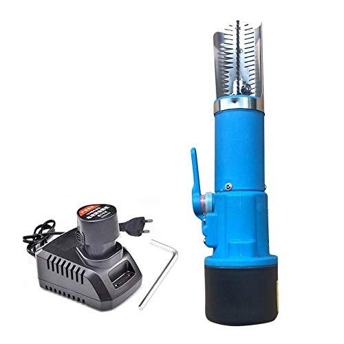 Precauti Elektrischer Fisch-Scaler-Fischschuppen-Entferner Tragbarer wasserdichter Schaber errichtet im leistungsfähigen Motor und im Akku