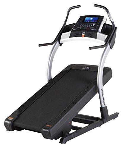 Cinta de Correr NordicTrack X9i Incline Trainer - (LxAxA): 181 x 102 x 190 cm - Peso máximo del usuario: 125 kg - Velocidad máxima: 20 km/h
