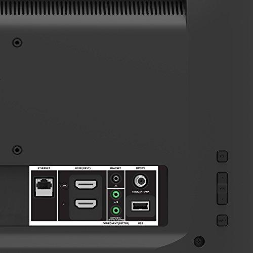 VIZIO D24f-F1 Téléviseur DEL intelligent 24 po 1080p (2018), noir - 2