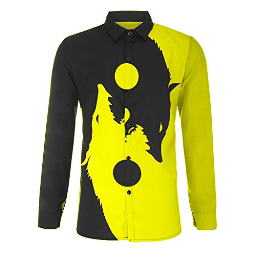 Buyaole,Camisa Hombre Invierno con Bolsillo,Camiseta Hombre Running,Sudadera Hombre Personalizada,Polo Hombre Original,Camisetas Yoga