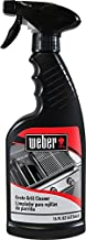 Weber Grill Cleaner Spray - Professional Strength Degreaser - Non Toxic 16 oz Cleanser (2 Pack)
