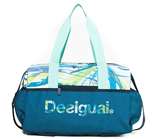 DESIGUAL GYM BAG_LUMINESCENT - -