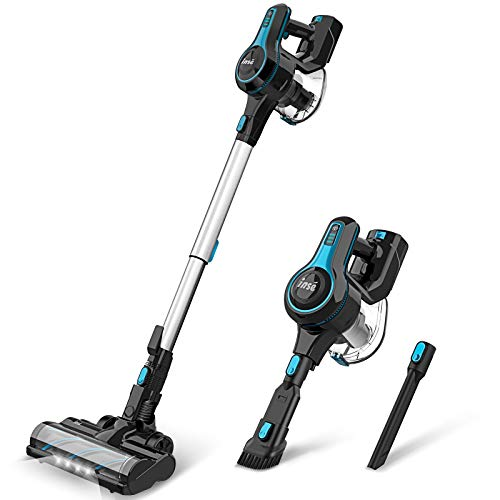 INSE Cordless Vacuum Cleaner Powerful Suction...