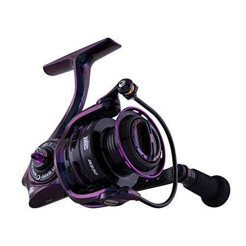 "Abu Garcia, Revo IKE Spinning Reel, 6.2:1 Gear Ratio, 35"" Retrieve Rate, Ambidextrous"