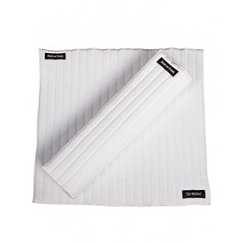 Back on Track Scandic PK Bandagierunterlagen Weiß 30 x 40 cm