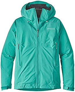 Patagonia Womens Galvanized Lightweight Jacket Raincoat