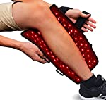 DGXINJUN Red Light Therapy Devices 880nm Near Infrared LED Calf Arm Muscle Pain Relief Wrap for Varicose Veins Leg Cramps Inflammation Neuropathy Home Use Nerve Damage Deep Penetrating Heals