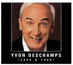 Yvon Deschamps, 1975-1988, 2 Volumes