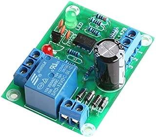 Liquid Level Controller Module Water Level Detection Sensor Controller Board AC/DC 9-12V High Current Relay Control Pump