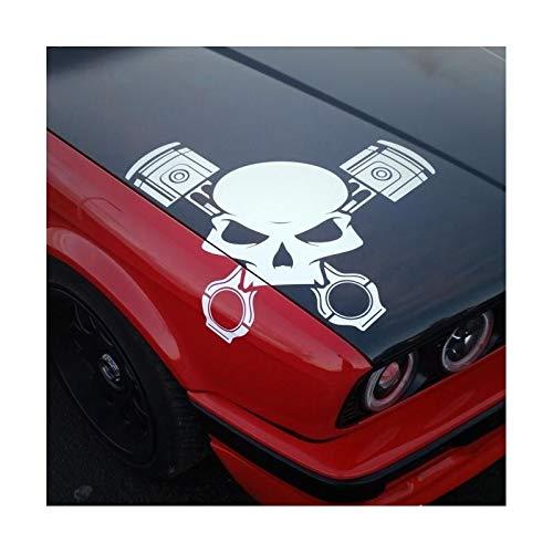 XXL Skull Sticker