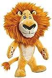 Schmidt Spiele DreamWorks 42706 Madagascar Alex - Peluche león (25 cm), Multicolor