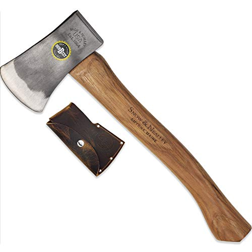 Snow & Nealley Forestry Belt Axe