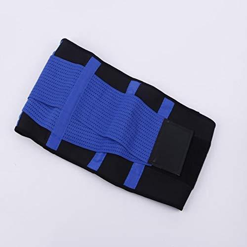 WSJ Hot Body Shapers Trimmer de Cintura Unisex Cinturón Adelgazante de Cintura Entrenador de Cintura de látex para Hombres Mujeres Corsé posparto Fajas