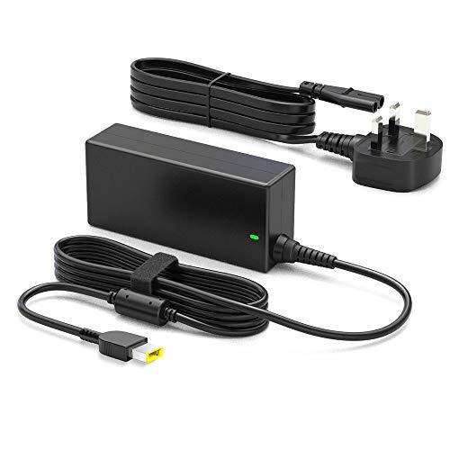 Zolt 20V 3.25A 65W Lenovo Power Adapter for Lenovo Thinkpad Edge E431 E440 E450 E455 E460 E465 E550 E555 E560 Essential G410 G500 G500S G505 G505S G510 Ideapad G50 G50-30 G50-80 Laptop Charger