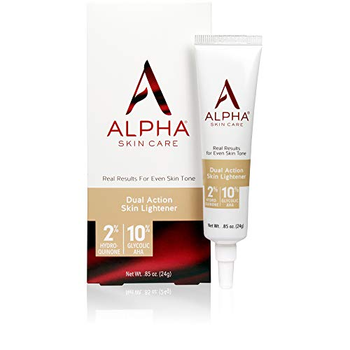 Alpha Skin Care Dual Action Skin Lightener