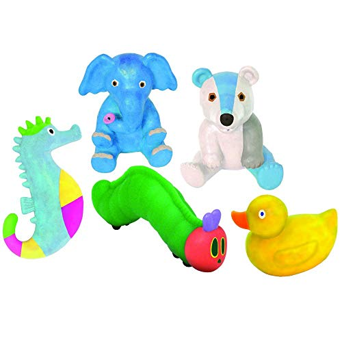 The World of Eric Carle, Bath Squirties Set of 5