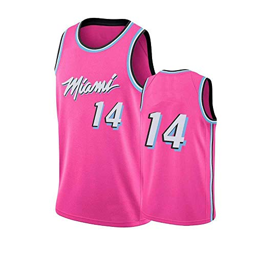 U/A Heat Basketball Trikots Gestickte Mesh Basketball Uniformen mit Chip Herren Training Sport T-Shirts Swingman Trikot