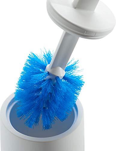 Dometic reserveborstels voor Dometic toiletborstel 3 stuks voor 301/929 blauw/wit