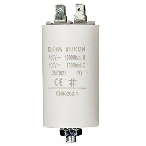 Condensador arranque motor electrico (12.0 uF)