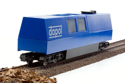 DAPOL 802 Schienenreinigungswagen m saugen u schleifen