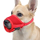 Best Dog Muzzles - LUCKYPAW Dog Muzzle Anti Biting Barking and Chewing Review
