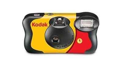 Kodak FunSaver 35mm Single Use Camera by JK Imaging Ltd