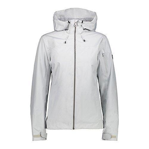 CMP Femme Fix Hood Jacket - a440 Ice, 38
