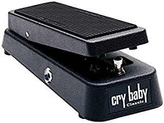 Dunlop GCB95F Cry Baby Classic Wah Pedal w/Bonus Dunlop Deluxe PVP101 Variety Pick-Pack (x12) 7-10137-02304-8
