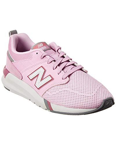 New Balance Frauen Low & Mid Tops Schnuersenkel Leinen Laufschuhe Pink Groesse 7 US /38 EU