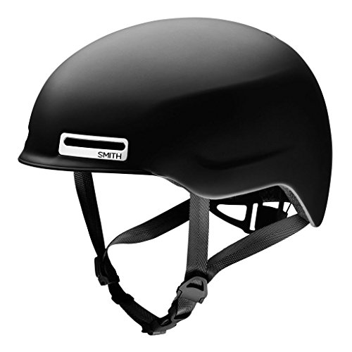 Smith Optics Maze Bike Adult Cycling Helmet (Matte Black, Large)