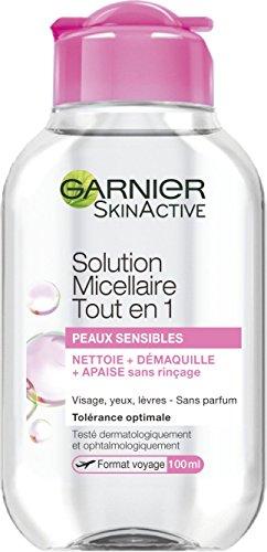Garnier Skinactive solución todo en 1micelar 100ml–juego de 2