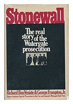 Stonewall 0671224638 Book Cover