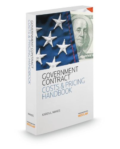 Government Contract Costs & Pricing Handbook