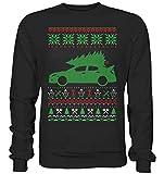 glstkrrn Civic FK8 Type R Ugly Christmas Sweater