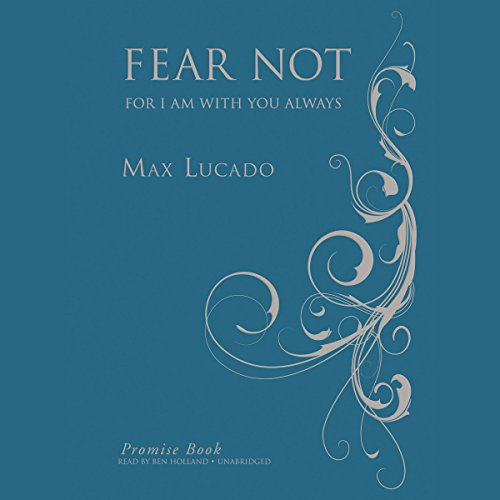 Fear Not Promise Book audiobook cover art